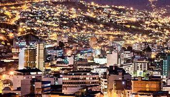 La Paz to Uyuni Bolivia