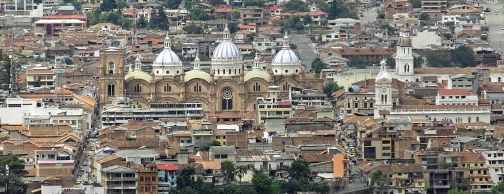 Quito Ecuador Hop