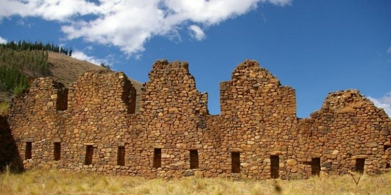 inca ruins bolivia
